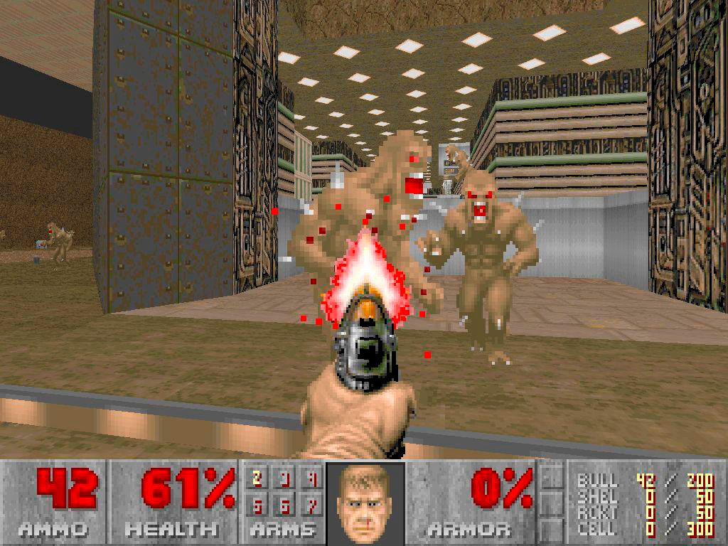 Doom 2 Pc Cheats