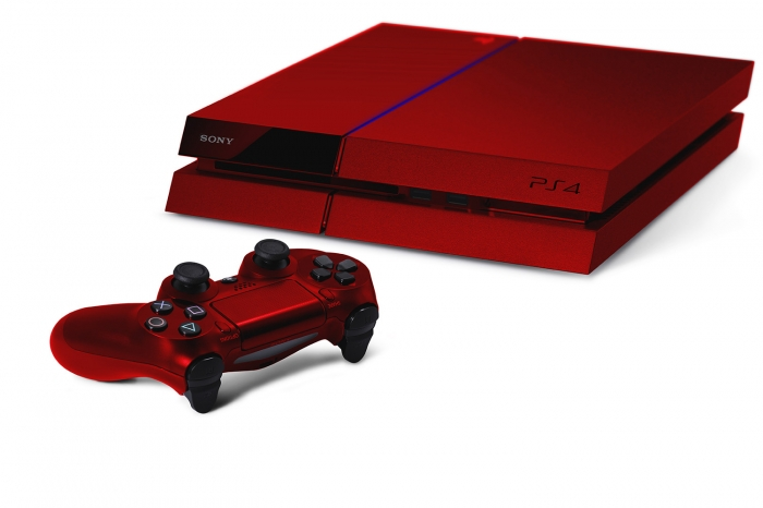 red-ps4