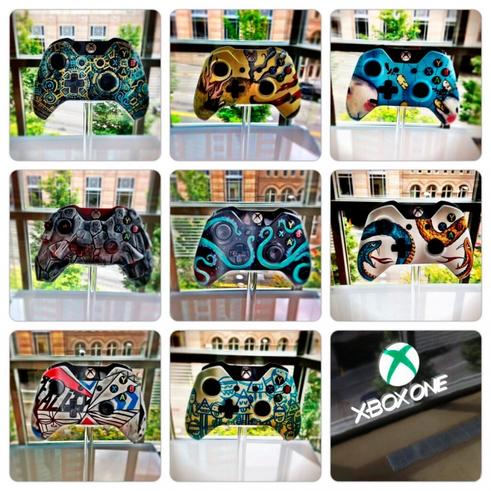 xbox-one-colored-controllers
