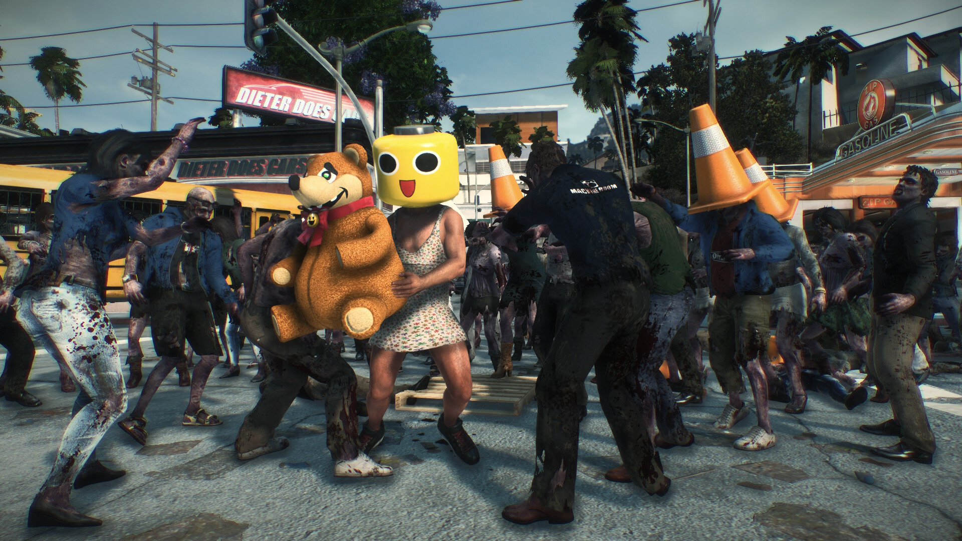 New Patch for Dead Rising 3