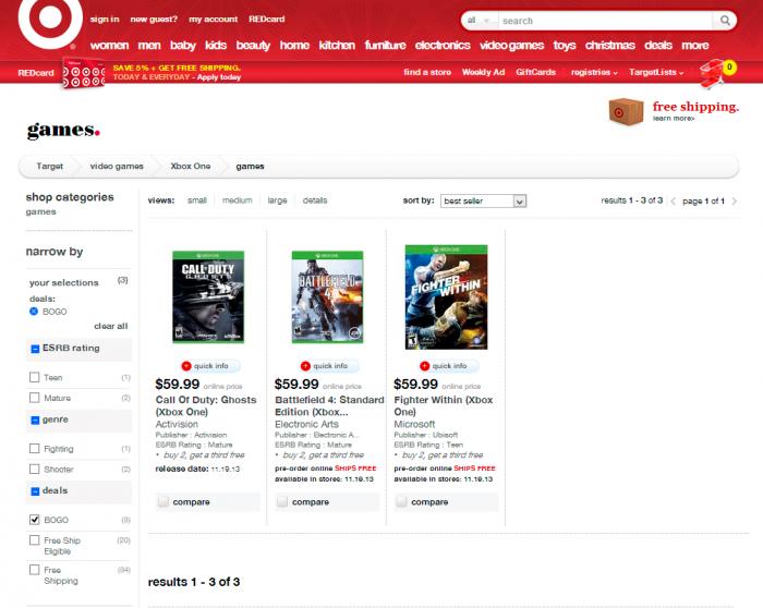 target-free-games