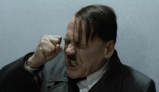 hitler-reacts