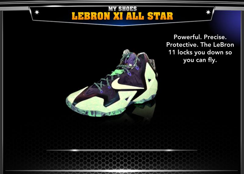 6d808a41d5af8 ... lebron-xi-all-star Nike LeBron 11 NBA ...