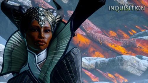 Dragon Age Vivienne