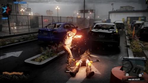Infamous leaked screenshot