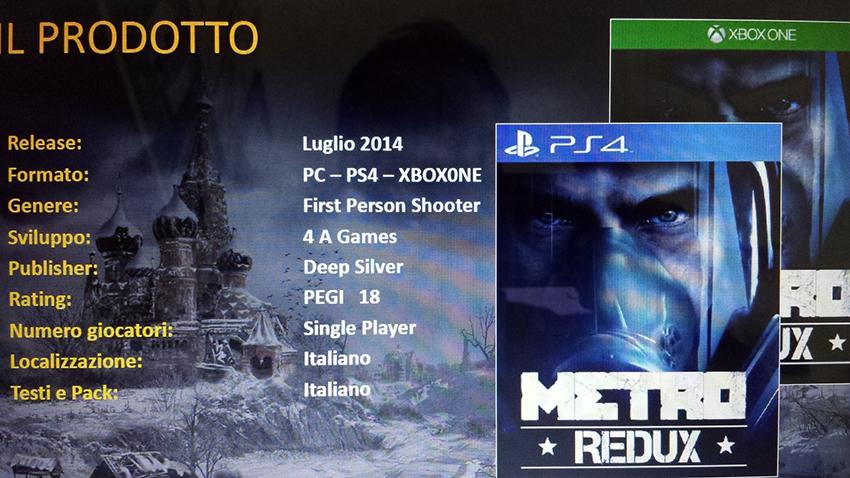 Metro redux leak 2
