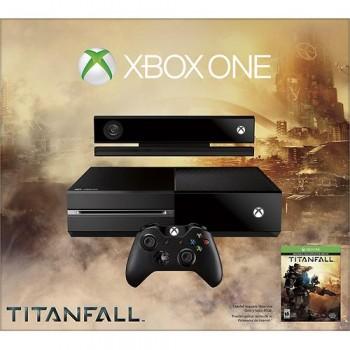 Xbox One TitanfallBundle erscheint auch ohne Kinect