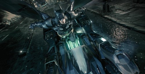 Arkham Knight screenshot 2