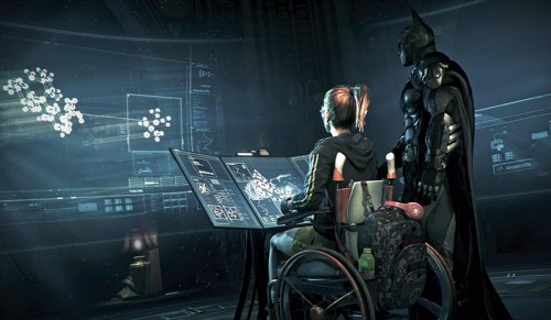 Arkham Knight screenshot