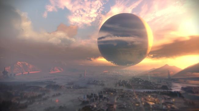 Destiny Earth