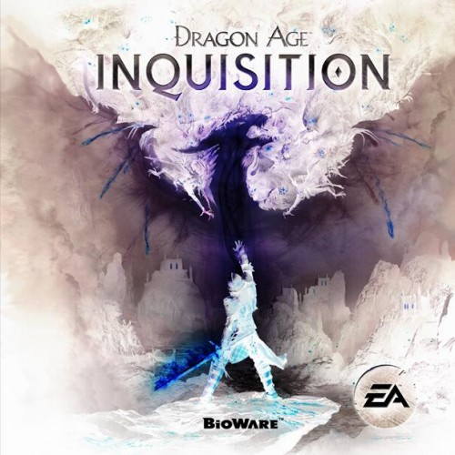 Dragon Age box art inverted