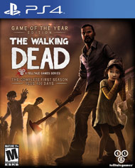 Walking Dead PS4