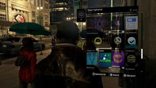 Watch Dogs Inventory 2