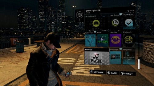 Watch Dogs Inventory
