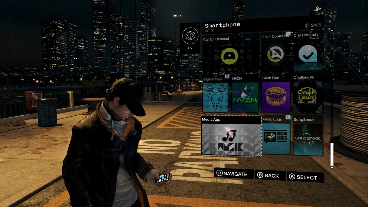 Watch Dogs  Show Frame Rate