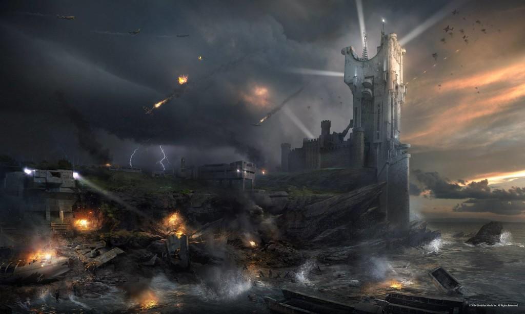 Wolfenstein New Artwork Nowhere Run Trailer on Latest Copy On Write