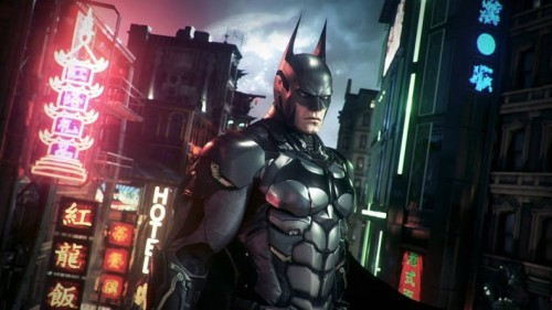 Arkham Knight screenshot 10
