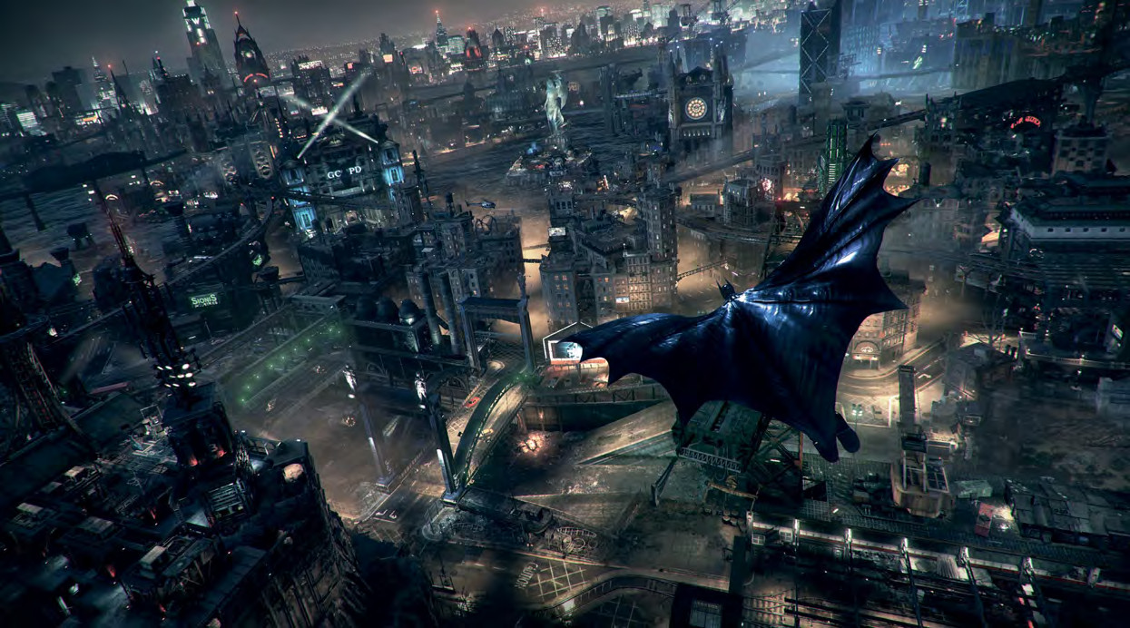 Arkham Knight screenshot 11