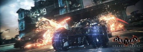 Arkham Knight screenshot 7