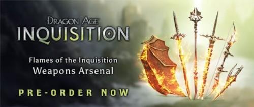 Dragon Age Flames 1