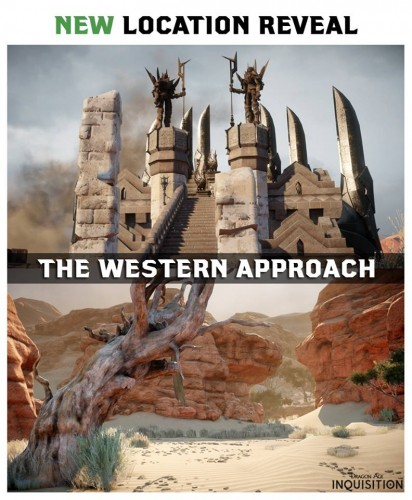 Dragon Age Western Approach