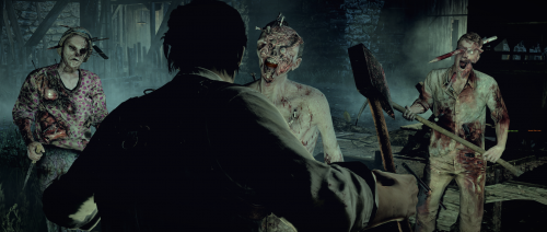 Evil Within screenshot 2