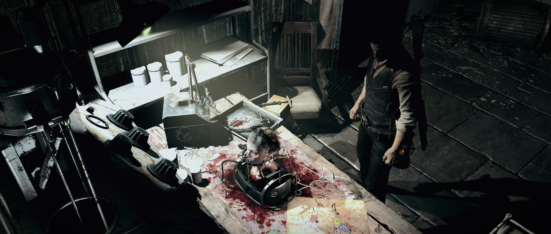 Evil Within screenshot