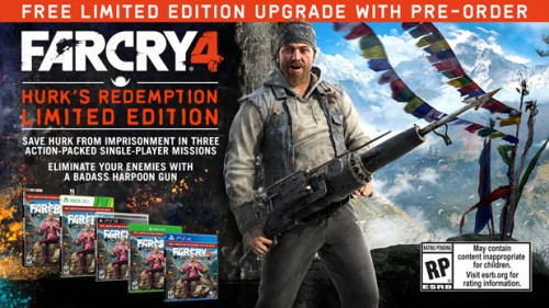 Far Cry preorder