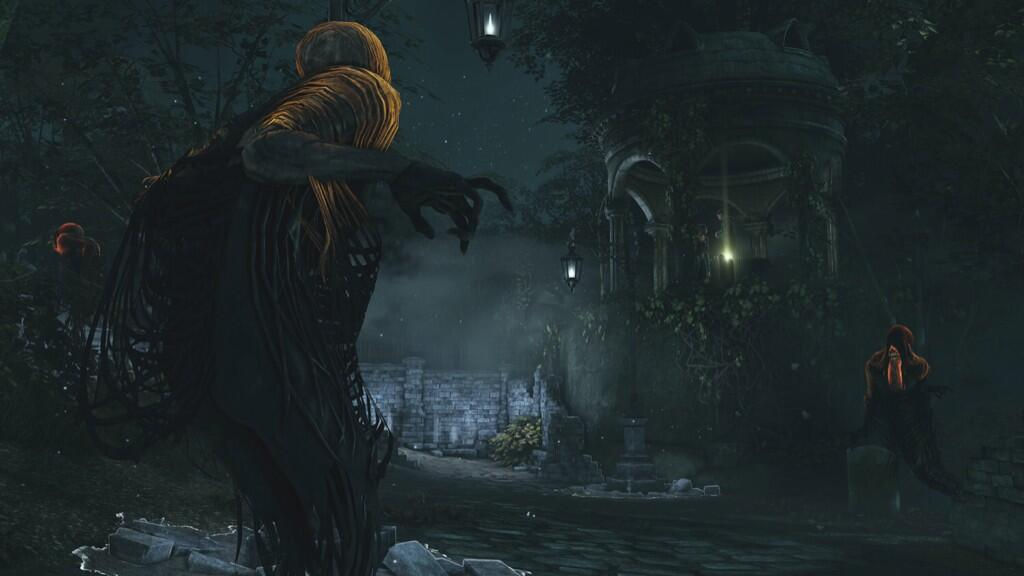 Murdered Soul Suspect screenshot 2