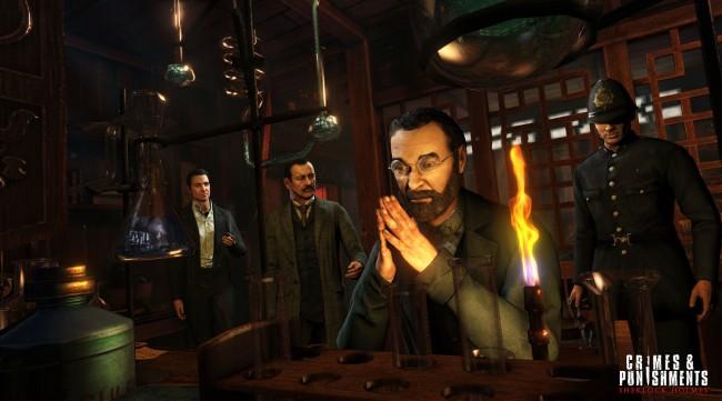 Sherlock Holmes screenshot