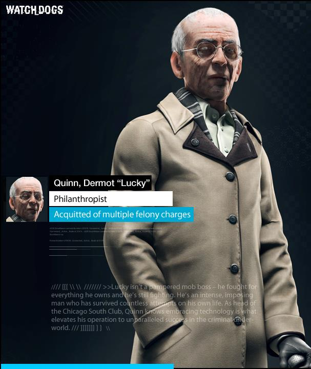 Watch Dogs character 1
