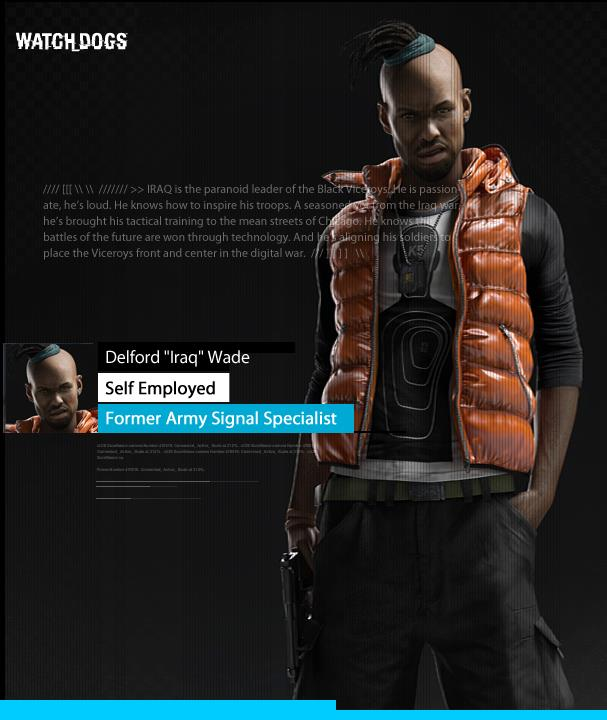 Watch Dogs character 2