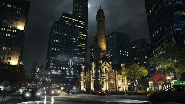 watch Dogs screenshot 5