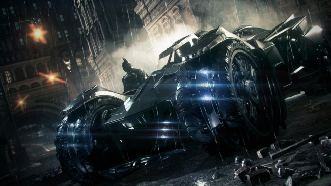 Arkham Knight screenshot 12