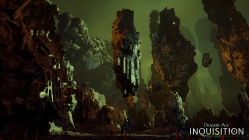 Dragon Age Fade 4
