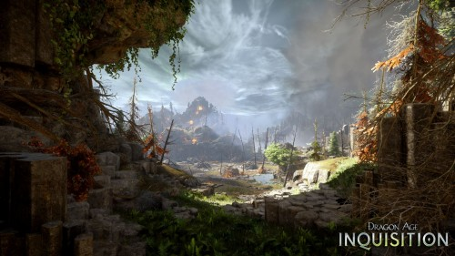 Dragon Age Hinterlands and Redcliffe 1