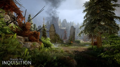 Dragon Age Hinterlands and Redcliffe 2