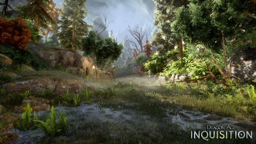 Dragon Age Hinterlands and Redcliffe 3