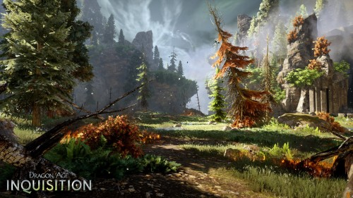 Dragon Age Hinterlands and Redcliffe 4