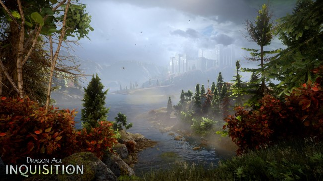 Dragon Age Hinterlands and Redcliffe 5