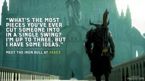 Dragon Age Iron Bull 2