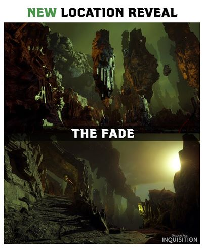 Dragon Age The Fade