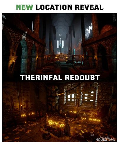 Dragon Age Therinfall Redoubt
