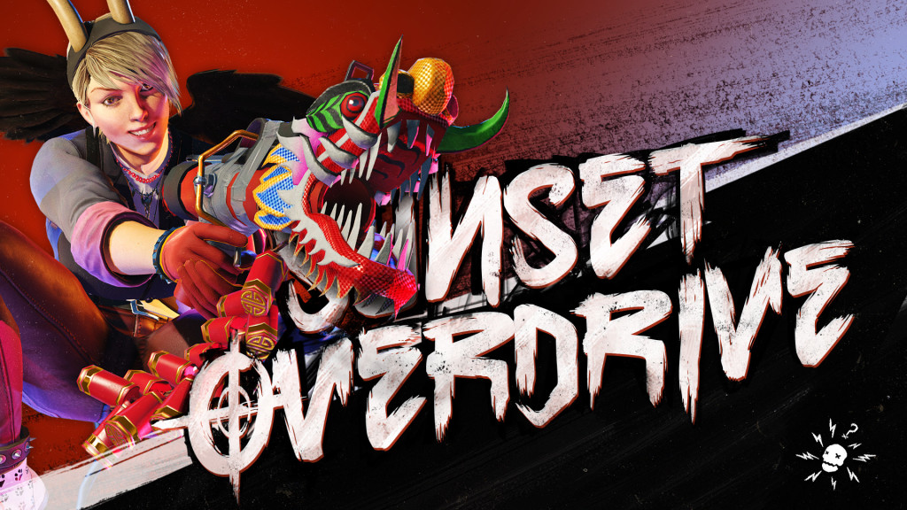 Sunset Overdrive customization 1