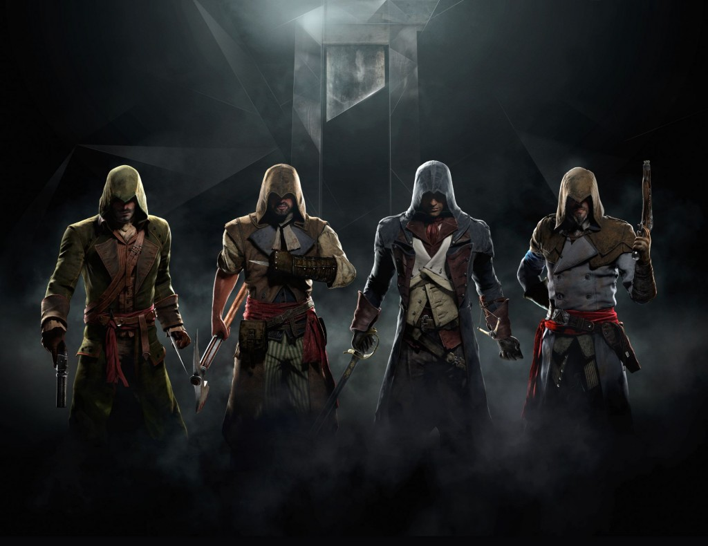 Unity assassins
