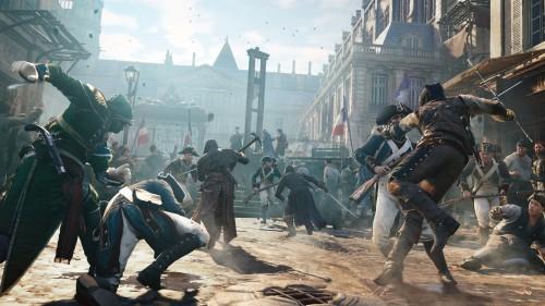Unity screenshot 4