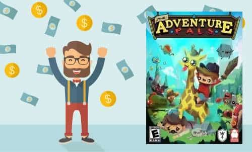 $150 goes to SuperEpicMiner for Adventure Pals tips!