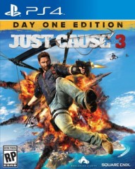 Just Cause 3 - Day One Edition Cheats \u0026 Codes for Playstation 4 (PS4